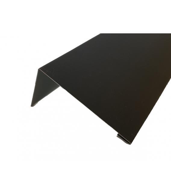 Bandeleta lateral de aluminio
