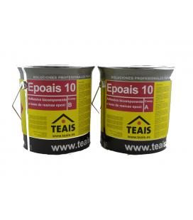Teais Epoais 10 adhesivo para pegar hormigón viejo con fresco
