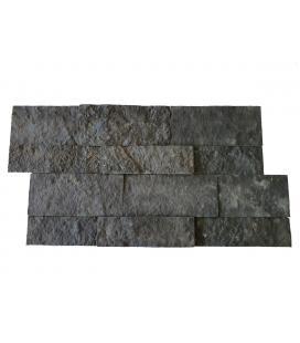 Piedra STONE panel antracita para revestimiento de fachadas o muros (M2)