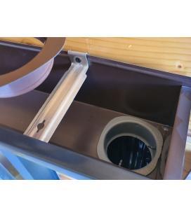 Nacimiento redondo diámetro 70mm