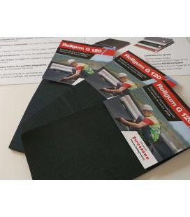 Membrana EPDM caucho de Firestone para terrazas R120 (venta por m2)