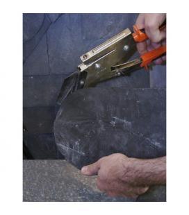Tijera para cortar pizarra y hacer agujeros EDMA