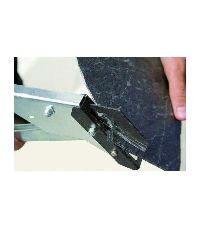 Tijera para cortar pizarra en tejados y cubiertas - Cortar pizarra en casa ...
