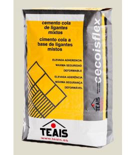 Teais CECOISFLEX cemento para exteriores (25kg)