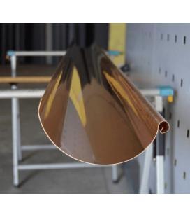 Canalón redondo de Cobre 0,6 mm