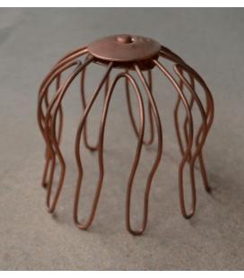 Coladores para bajantes de cobre