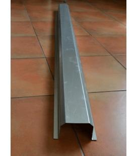 Guardacaños de acero galvanizado (unidades de 2ml)