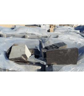 Piedras de pizarra para muro de mampostería