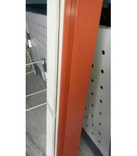Remates de chapa lacada para tejados (unidades de 2ml)