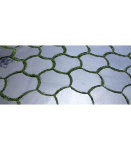 Pasos MAESTROS peldaños de pizarra para jardines