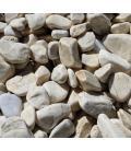 Piedras para jardin de mármol amarillo