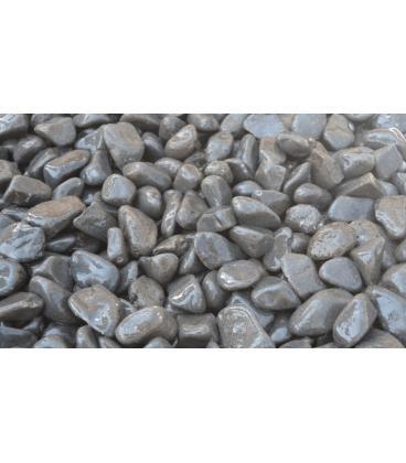 Piedras para jardin de basalto negro - Rocas para jardin ...