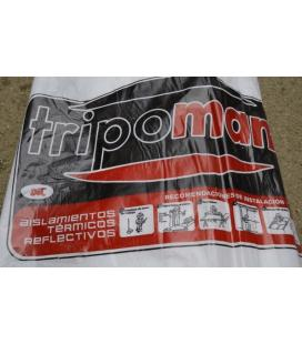 Tripomant C aislante térmico para cubiertas de pizarra