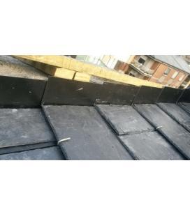 Ángulo de picar para remates laterales de aluminio (unidades de 2 ml)
