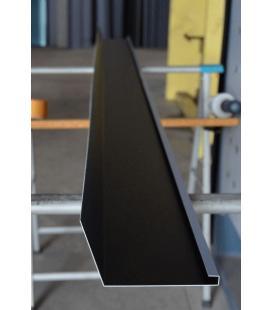 Lima costado para remates laterales de aluminio (unidades de 2 ml)