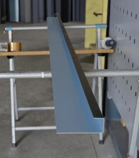 Fondo mansarda aluminio