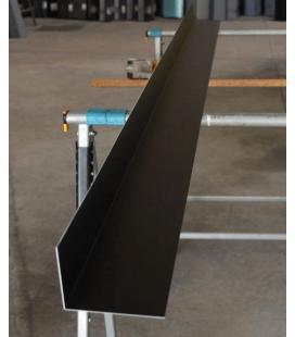 Ángulo de picar para remates laterales de chapa (unidades de 2ml)