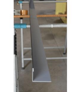 Bandeleta lateral de aluminio (unidades de 2 ml)