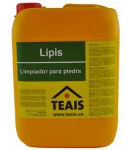 Teais Lipis limpiador de piedra microorganismos y suciedad