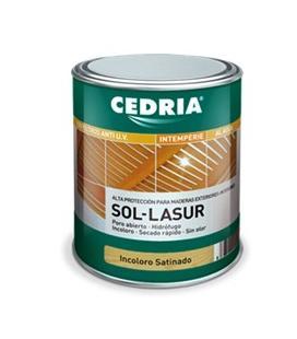 Cedria Sol Lasur alta protección para maderas expuestas al sol