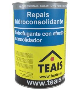 Teais Repais Hidroconsilidante Hidrofugante + Consolidante para piedra