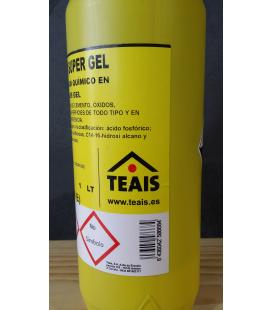 Teais Coais Super Gel