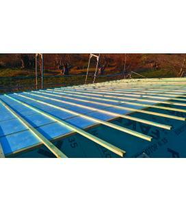 Lamina transpirable para cubiertas