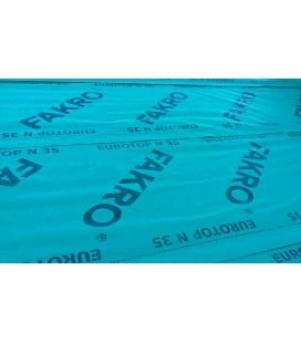 Tela transpirable para tejados