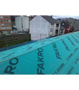 Tela transpirable para cubiertas