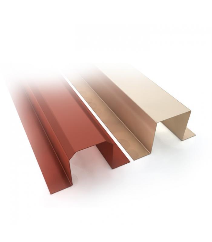 Canalones de aluminio precios great bajantes with - Canalon de aluminio ...