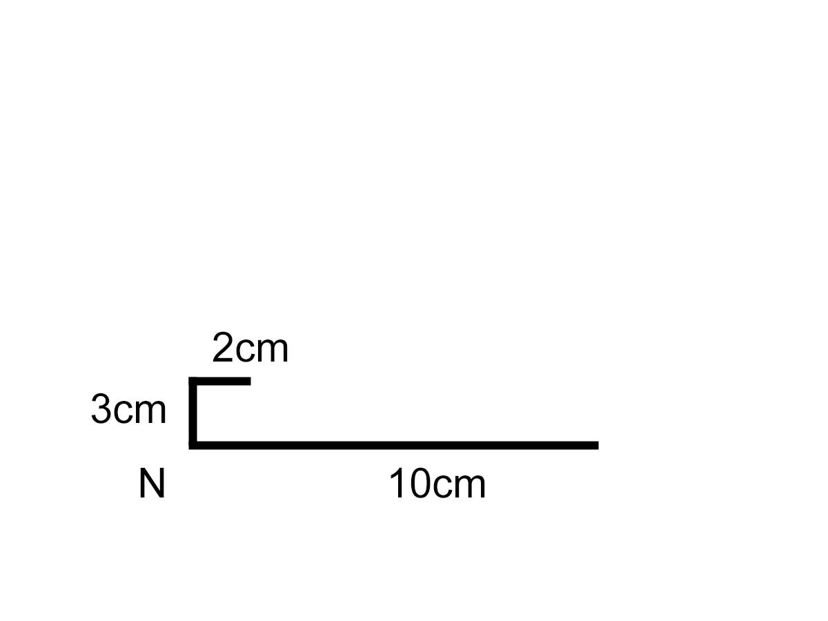 Dimensiones de fondo mansarda perfil para tejados.