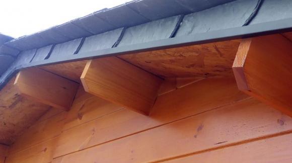 Perfiles y remates en un tejado. ¿Qué perfiles necesito para rematar mi tejado de pizarra?