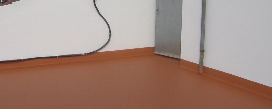 ¿Cómo impermeabilizar una terraza o cubierta transitable sin obra?